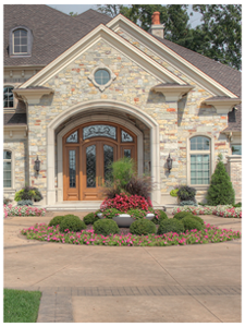 Custom luxury homes built by Martin Bros. Contracting, Inc., serving Northern Indiana and Southwest Michigan
