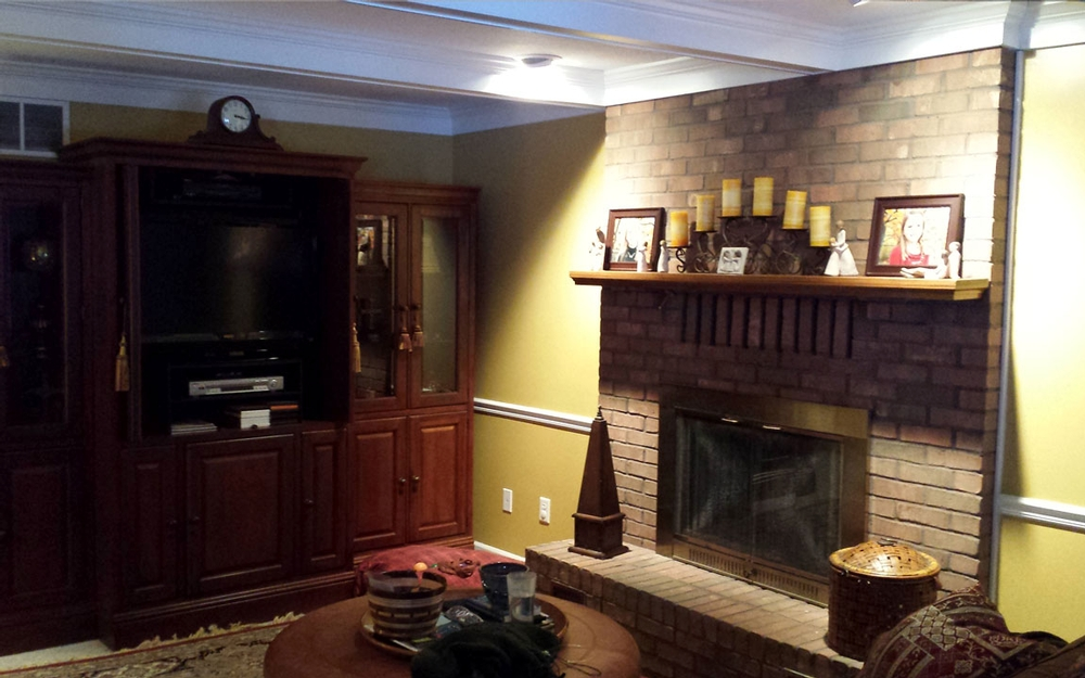 Main Level Remodel Martin Brothers Contracting