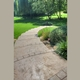 Stamped Concrete Staircase