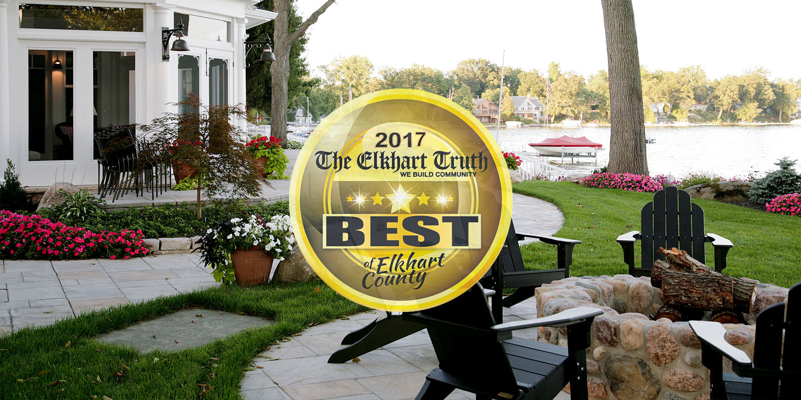 Best Home Builder of Elkhart County 2017