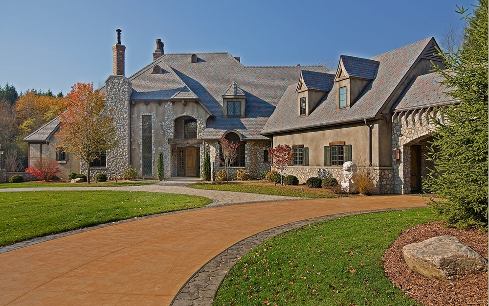 Rustic Country Estate Martin Brothers Contracting